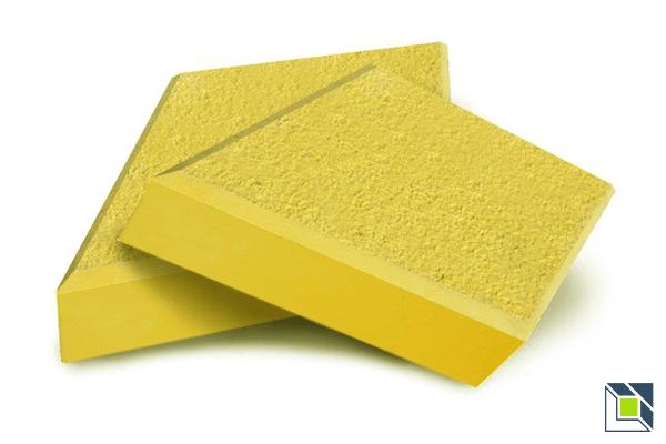 ромб желтая