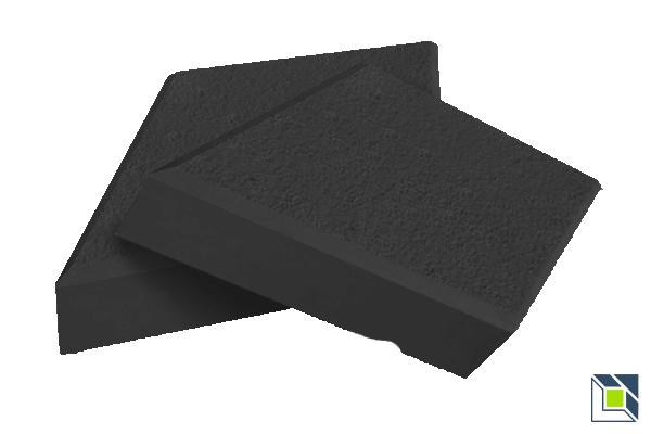 ромб черная